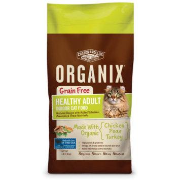 Castor & Pollux ORGANIXA Grain Free Indoor Adult Cat Food