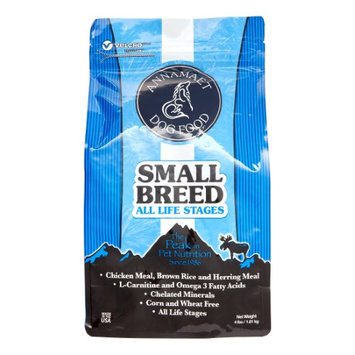 Annamaet Small Breed All Life Stages Formula Dry Dog Food