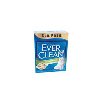 Clorox Petcare Products - Ever Clean Litter- Extra Strength 25 Pound - 71213-60417
