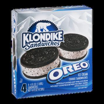 Klondike Oreo Ice Cream Sandwiches