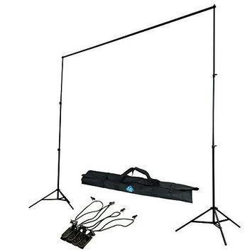 LoadStone Studio 10 ft. Wide Backdrop Support Stand KitLDS292