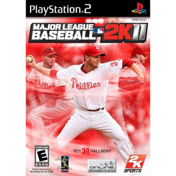 Take-Two Major League Baseball 2K11 - Sports Game Retail - PlayStation 2
