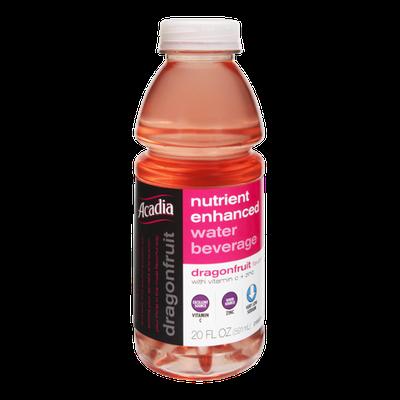 Acadia Dragonfruit Nutrient Enhanced Water Beverage