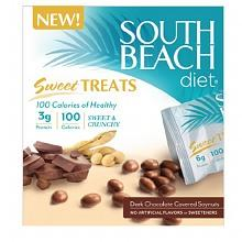 South Beach Diet Sweet Delights Soynuts