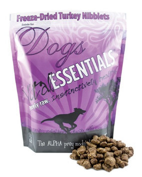 Vital Essentials Canine Freeze Dried Turkey Nibblets Entree 1-lb bag