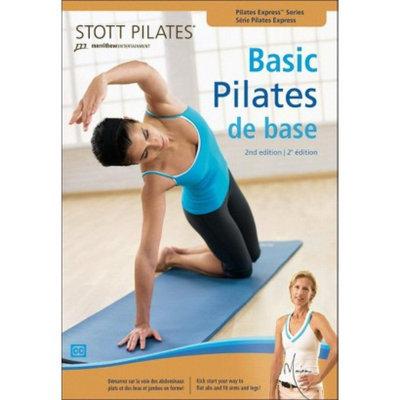 Stott Pilates Basic Pilates 2nd Edition DVD
