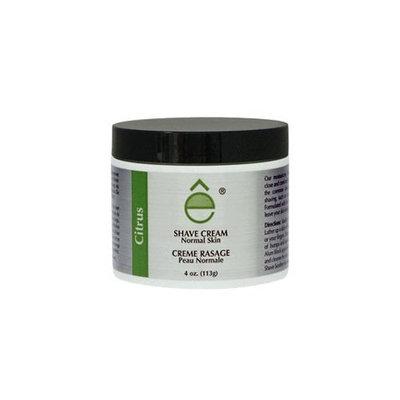 e SHAVE Shave Cream (CITRUS - NORMAL SKIN) 4oz