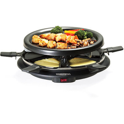 Toastess Party Grill and Raclette Pan