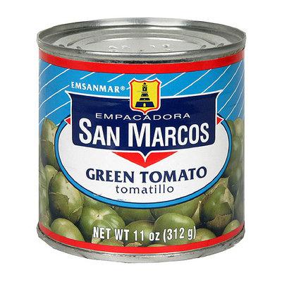 Empacadora San Marcos Emsanmar Tomatillo Green Tomato