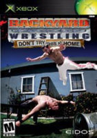 Eidos Interactive Backyard Wrestling: Don't Try This At Home