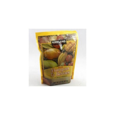 Kirkland Signature Dried Mangoes & Berries 22oz.