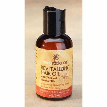 Shea Radiance Revitalizing Hair Oil 2 oz