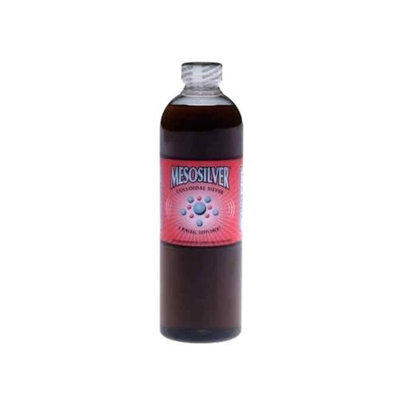 Purest Colloids MesoSilver ® 20 ppm Colloidal Silver, 500 mL/16.9 Oz