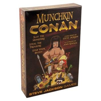 Munchkin MUNCHKIN CONAN The Barbarian Steve Jackson Game
