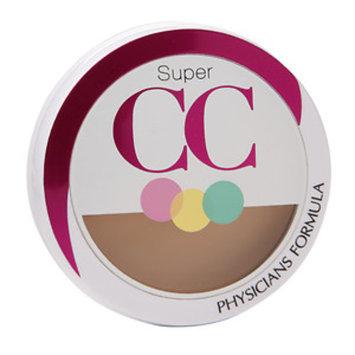 Physicians Formula Super CC Color-Correction + Care CC Compact Cream SPF 30, Light, .28 oz