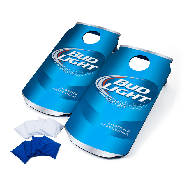 Trademark Games Bud Light Can Bean Bag Toss