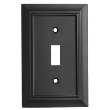 Liberty Hardware Architectural Single Switch Wall - Set of 2