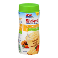 Dole Nutrition Plus Shakers Smoothie Yellow Power Pineapple Mango with Sweet Potato & Carrot