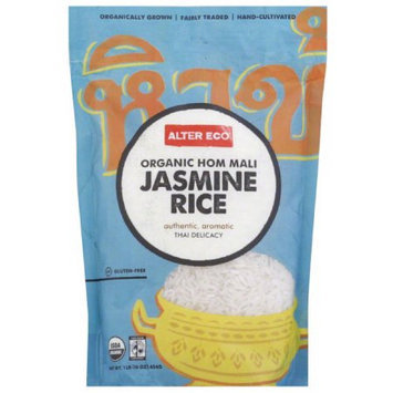 Alter Eco Organic Hom Mali Jasmine Rice, 16 oz, (Pack of 8)