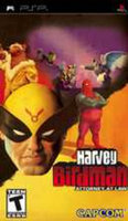 Capcom Harvey Birdman