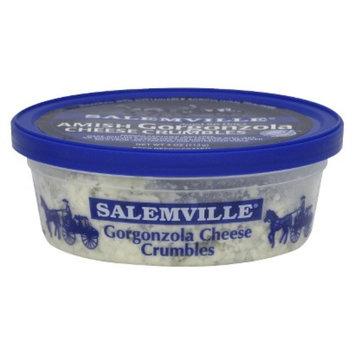 Salemville Amish Gorgonzola Cheese Crumbles 4 oz