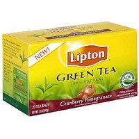 Lipton Cranberry Pomegranate Green Tea  Bags