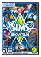 Electronic Arts The Sims 3 Showtime (Win/Mac)