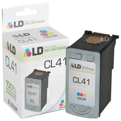 LD Canon CL41 Color Remanufactured Inkjet Cartridge