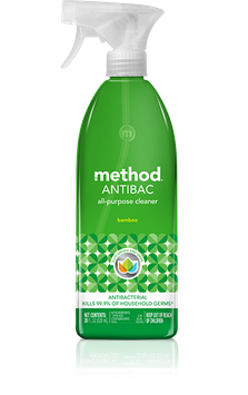 Method Antibacterial All-Purpose Cleaner Bamboo