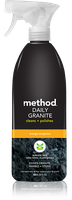 method daily granite cleaner orange tangerine