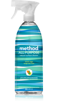 method all purpose natural surface cleaner beach sage