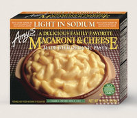 Amy's Kitchen Macaroni & Cheese, Light In Sodium