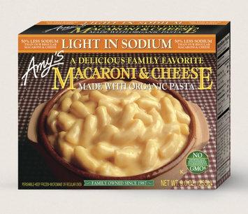 Amy's Kitchen Macaroni & Cheese, Light In Sodium