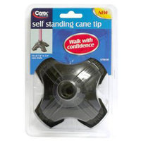 Carex Health Brands A70800 Self Standing Cane Tip