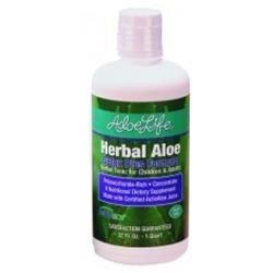 Aloe Life - Herbal Aloe Detox Plus Formula - 32 oz.