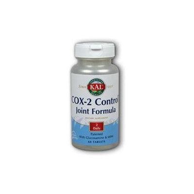 Kal Cox-2 Control Joint Formula - 60 Tablets