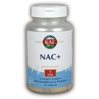 Kal NAC+ - 600 mg - 60 Tablets