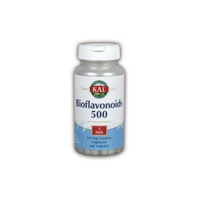 KAL Bioflavonoid 532 MG - 100 Tablets - Bioflavonoid Complex