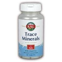 KAL Trace Minerals - 30 Tablets - Multiminerals