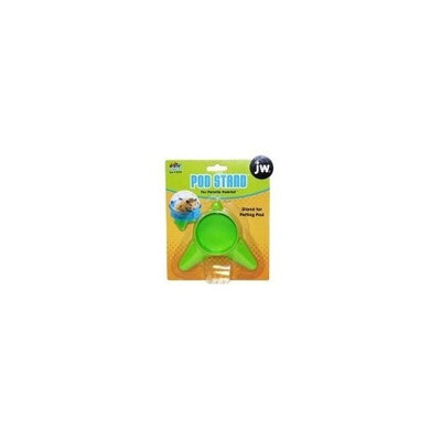 JW Pet Company Petville Pod Stand for Small Pet Animal, Green