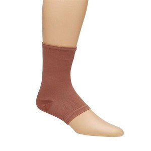 Fla Orthopedics ProLite Pull On Compression Ankle Support - Beige Small