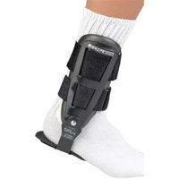 FLA Orthopedics FL40800MDBLK FLEXLITE Sport Articulating Hinged Ankle Brace Size Medium