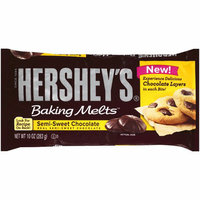 Hershey's Baking Melts Semi-Sweet Chocolate