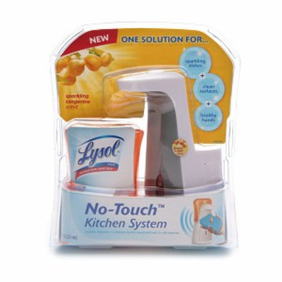Lysol No Touch Kitchen System Starter Kit