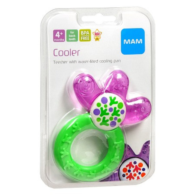 Mam Cooler Teether Toy