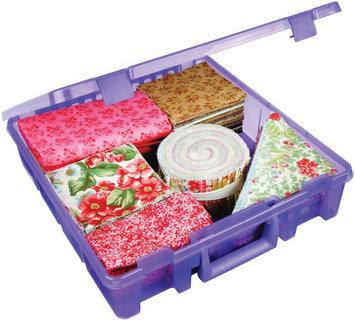 Art Bin ArtBin Translucent Purple Super Satchel Single Compartment