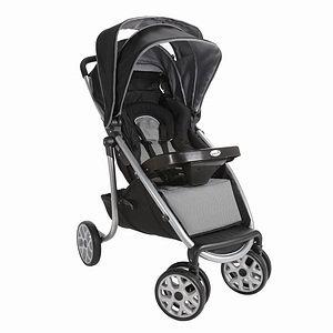 Safety 1st AeroLite LX Deluxe Stroller