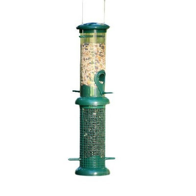 Exhart Two Chamber Mixed Feeder (Discontinued by Manufacturer)