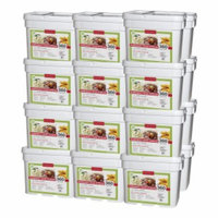 Lindon Farms Food Storage Kit 2 Year Supply for 1 Adult, 8640 Servings, 1 ea