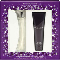 Elizabeth Arden W-GS-2814 Provocative Woman by  for Women - 2 Pc Gift Set 3. 3oz EDP Spray